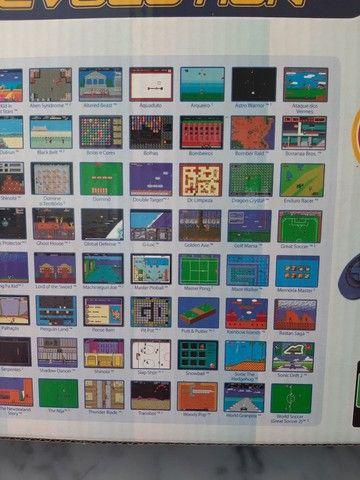 Master System Evolution NOVO - Foto 4