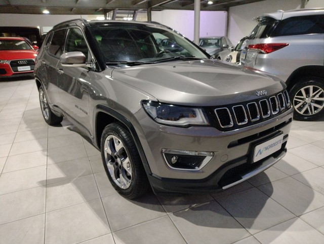 Jeep Compass Limited 2.0 2017 - Foto 3