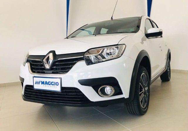 Renault / Logan 1.6 Intense Automático - 2020 - Foto 3