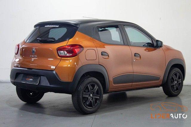 Renault Kwid Zen 1.0 12v SCe (Flex) - Foto 4