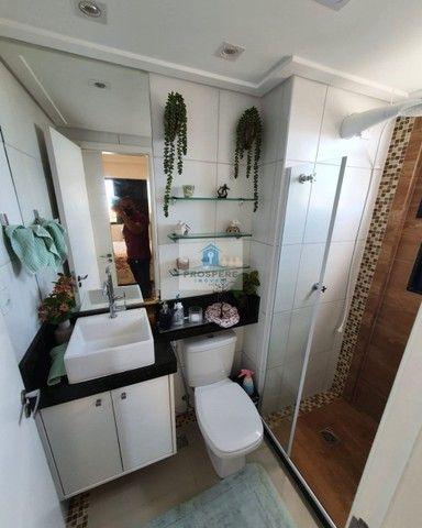 Apartamento de 2 quartos, finamente decorado em Pernambués - Foto 19