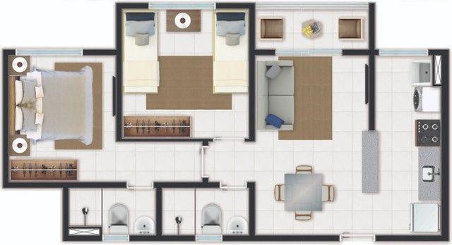 Apartamentos em Messejana - Foto 9