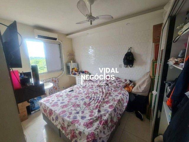 Apartamento no Ed. Eco Parque - Águas Lindas - Ananindeua/PA - Foto 7