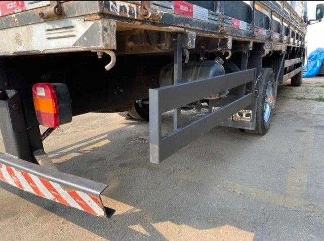 Caminhão Ford Cargo 816 Ano 2016 - Foto 2