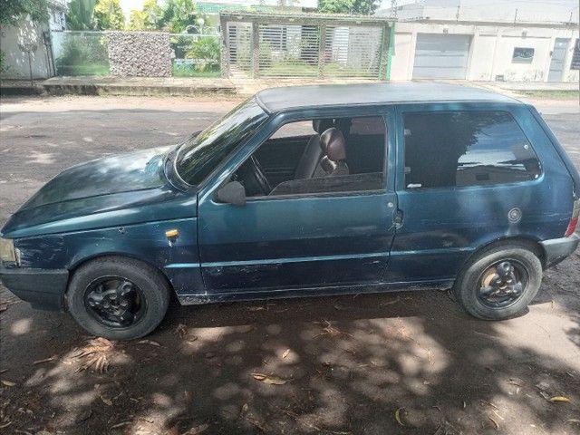 Fiat Uno MPI duas portas