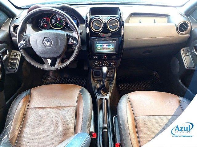 Renault Duster 1.6 16V SCE FLEX DYNAMIQUE X-TRONIC - Foto 2