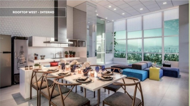 Apartamento com 2Qtos à venda, 68 m² - St Oeste- Goiânia/GO - Foto 9