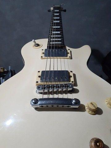 Guitarra shellter nashville troco - Foto 4