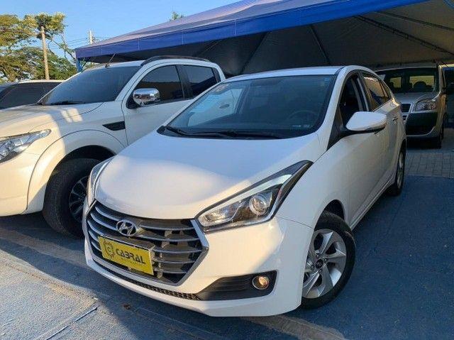 Hyundai Hb20s 2018 automatico (abaixo da fipe)