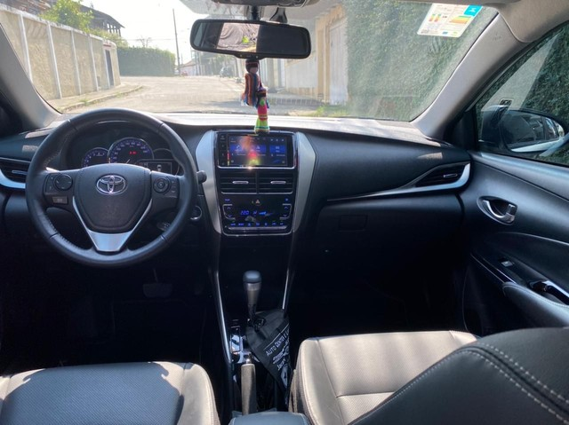 TOYOTA YARIS XLS CONECTED  MULTIDRIVE 2020 COM APENAS 8.300 KM - Foto 3