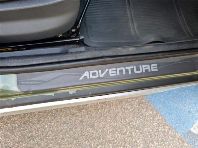 Fiat Palio 2015 1.8 mpi adventure weekend 16v flex 4p automático - Foto 7