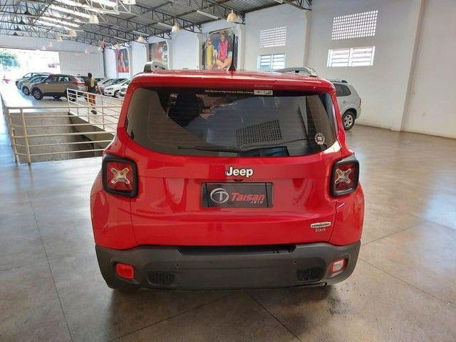 Jeep RENEGADE LONGITUDE 1.8 FLEX AUTOMATICO - Foto 4