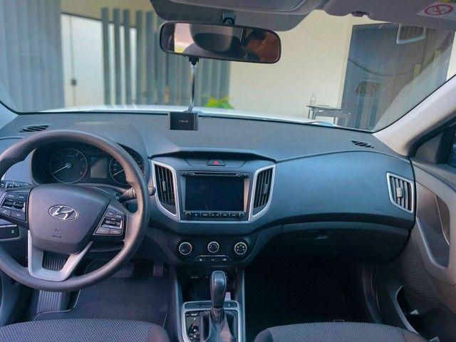 Hyundai Creta 2018 branco completo toooooooooooooop novíssimo  - Foto 8