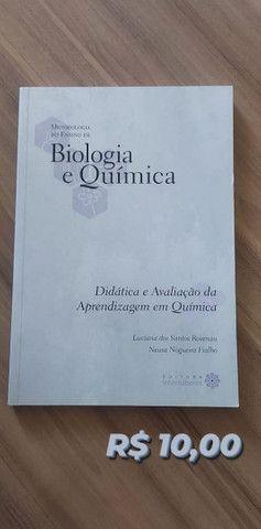 Livro Metodologia do Ensino de Biologia e Química