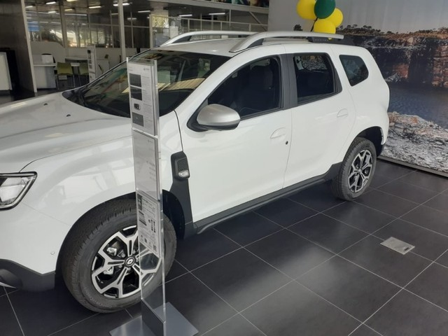RENAULT DUSTER ICONIC 1.6 CVT 2021/2022 - Foto 2