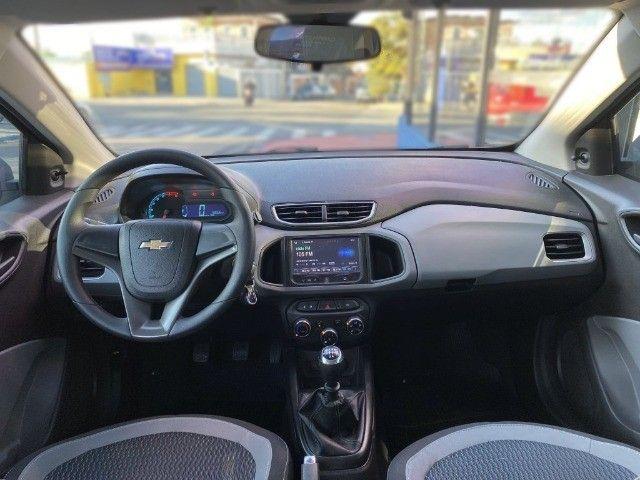 Onix Hatch LT 1.0 Mecânico 2015 - Foto 9