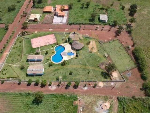 Terreno em condomínio no Condomínio Valle das Águas em Acorizal - Bairro Centro em Acoriza - Foto 2
