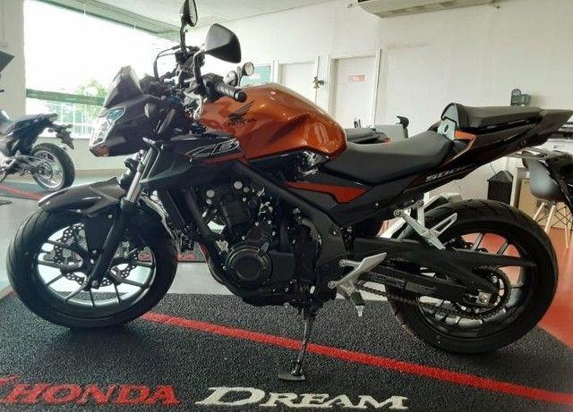 CB 500X  ABS HONDA DREAM - Foto 5
