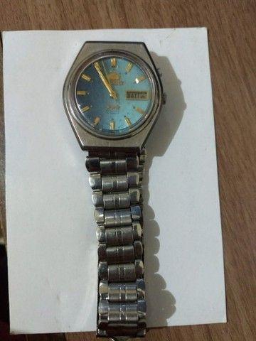Relógio automático Orient 3 estrelas - Foto 3