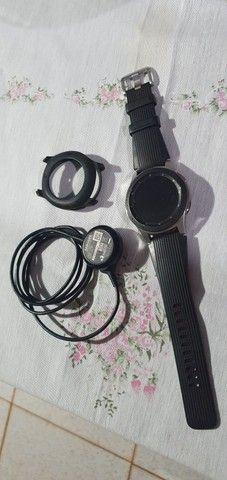 Relógio Samsung Galaxy Watch (smartwatch)  - Foto 4