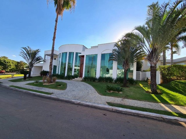 Casa de condomínio sobrado para venda tem 590 metros quadrados com 4 quartos - Foto 9