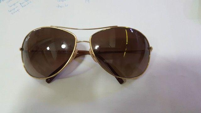 óculos Rayban original Aviador 3454 reestilizado - Foto 2