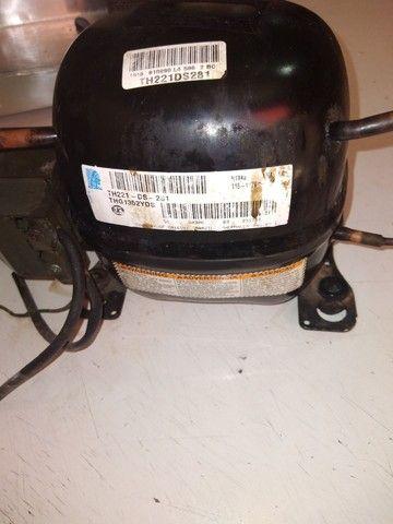 Motor de frezeer funcionando normal 270,00 - Foto 3