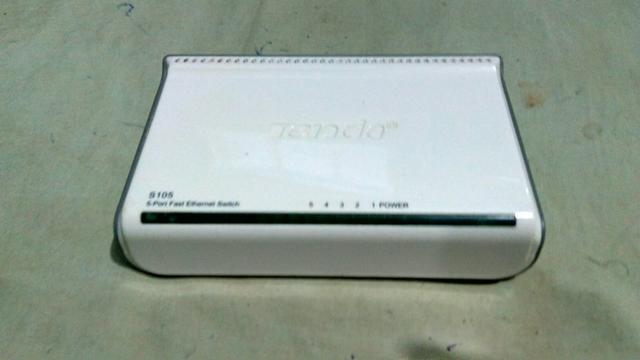 Fast ethernet switch_ s105