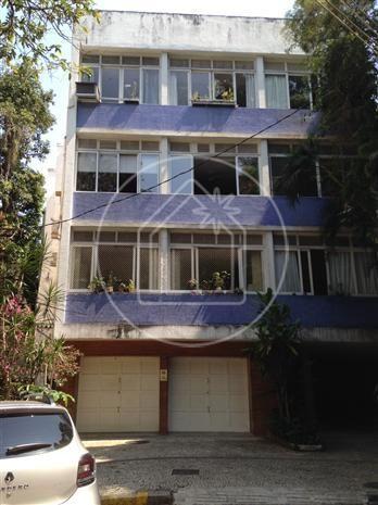 Apartamento à venda com 2 dormitórios em Jardim botânico, Rio de janeiro cod:830805 - Foto 2