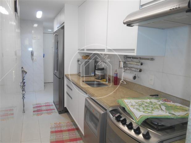Apartamento à venda com 2 dormitórios em Botafogo, Rio de janeiro cod:822926 - Foto 12