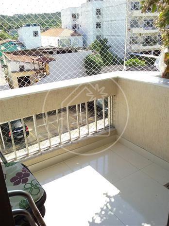 Apartamento à venda com 2 dormitórios em Zumbi, Rio de janeiro cod:782205