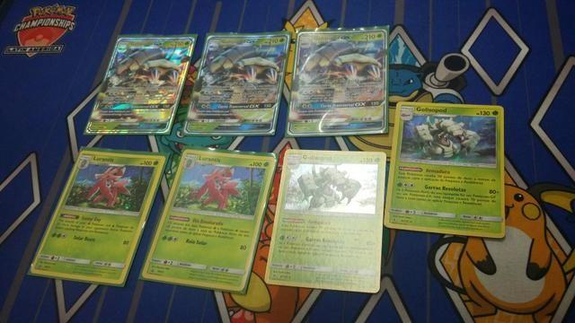 Cartas Pokémon base decks ultra raras