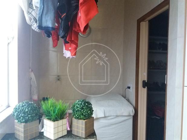 Apartamento à venda com 3 dormitórios em Tauá, Rio de janeiro cod:821307 - Foto 20