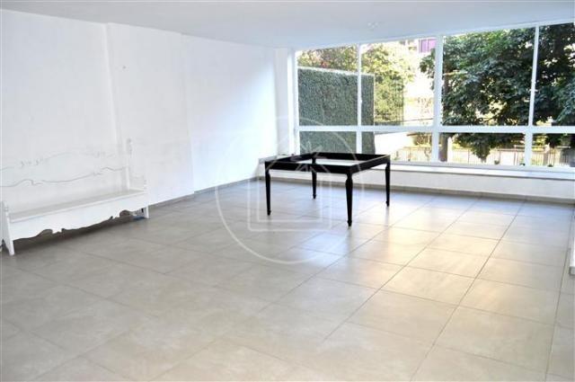Apartamento à venda com 3 dormitórios em Jardim botânico, Rio de janeiro cod:736108 - Foto 14