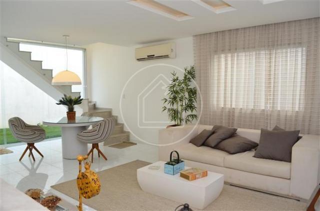 Casa à venda com 3 dormitórios em Freguesia (jacarepaguá), Rio de janeiro cod:832027 - Foto 14