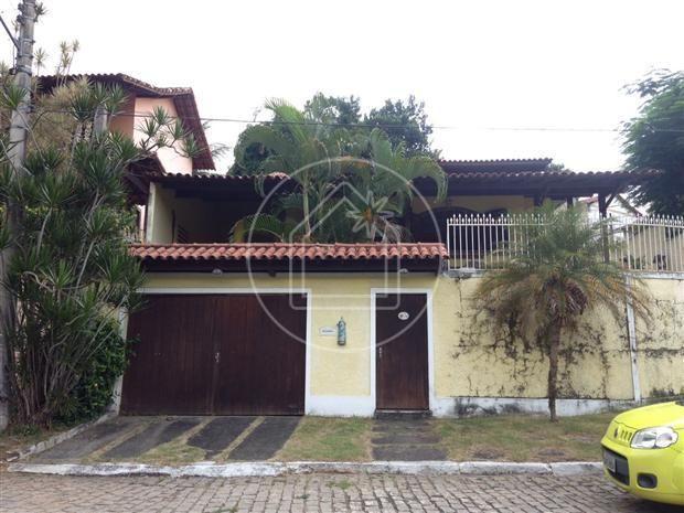 Casa de condomínio à venda com 4 dormitórios em Taquara, Rio de janeiro cod:819040 - Foto 2