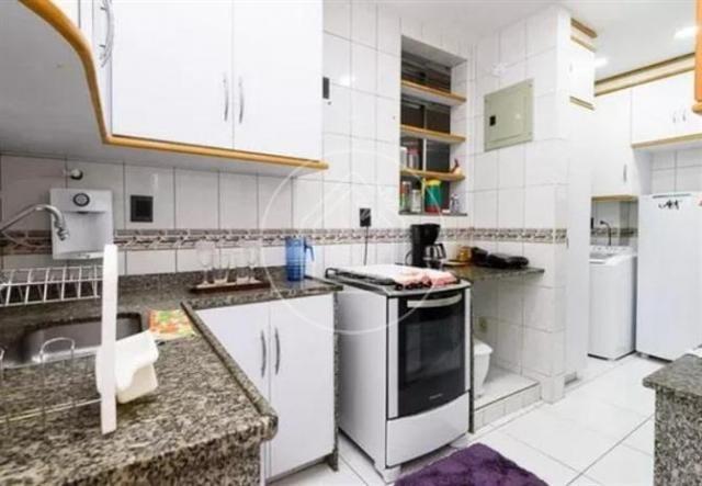 Apartamento à venda com 2 dormitórios em Botafogo, Rio de janeiro cod:806143 - Foto 11