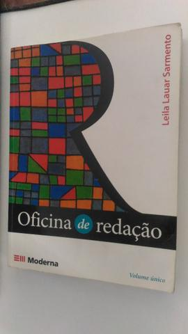Oficina De Redação Volume Único - 3ª Edição 2006