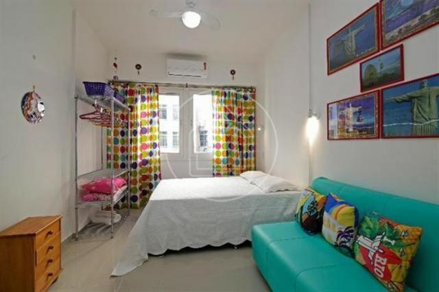 Apartamento à venda com 1 dormitórios em Copacabana, Rio de janeiro cod:832664 - Foto 3