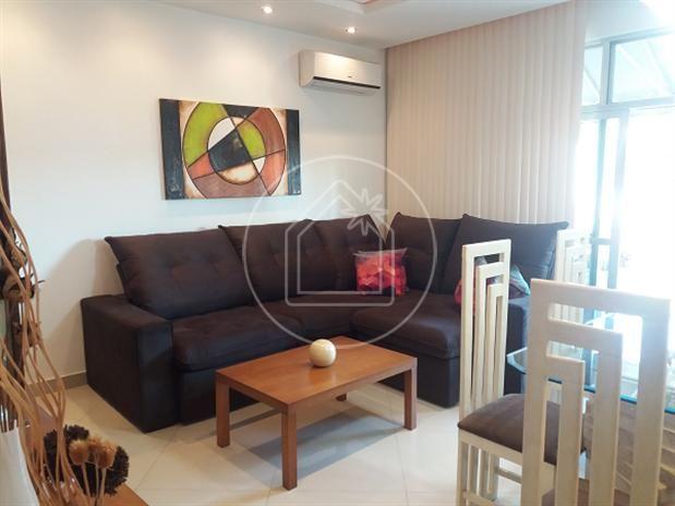 Apartamento à venda com 3 dormitórios em Tauá, Rio de janeiro cod:821307 - Foto 4