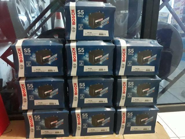 Promoção Baterias Heliar-Bosch 60 Amperes Novas