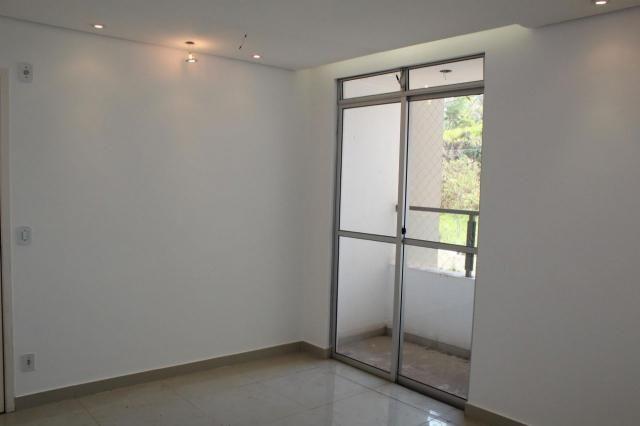 Buritis: 3 quartos, elevador, vaga livre coberta, lazer e ótimo preço. - Foto 3