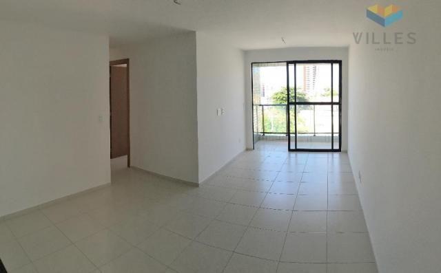 Apartamento residencial à venda, Farol, Maceió.