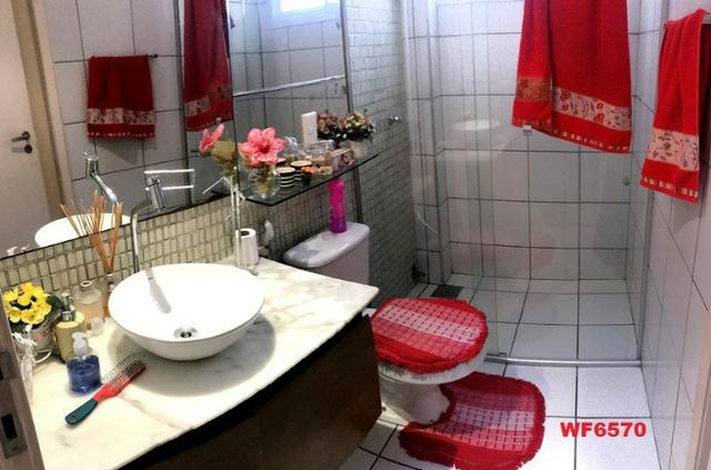 CA1322 Laguna Ville, casa em condomínio com 4 suítes, 3 vagas, área de lazer completa - Foto 6