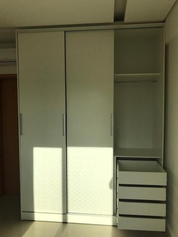 Vendo/aluguel apt no flamboyant semi-mobiliado - Foto 19