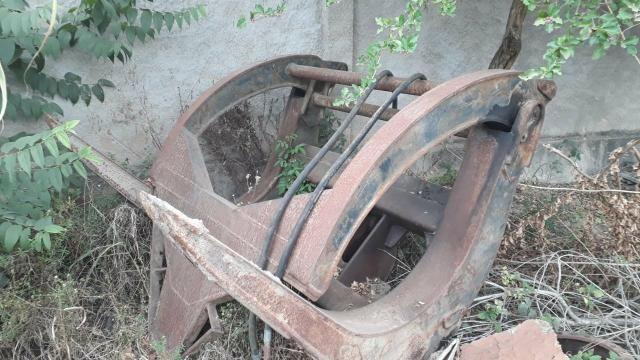 Garra hidráulica - Foto 2