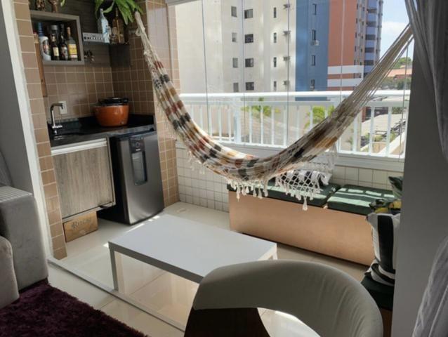 Fioreto Home Club, apartamento com 2 quartos no Guararapes
