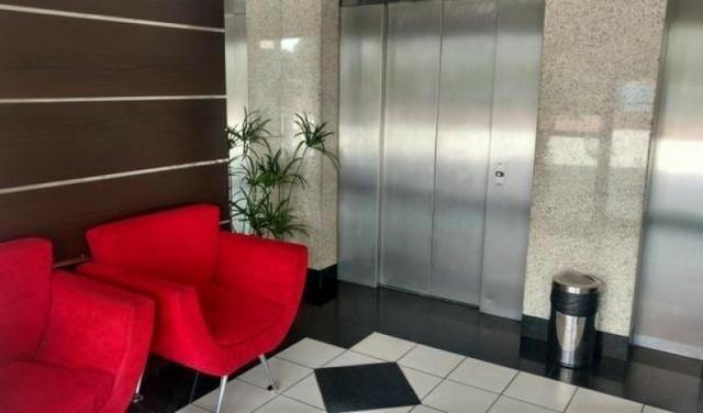 (A132) 02 Quartos,52 m2, Lazer,Elevador, Jacarecanga - Foto 9