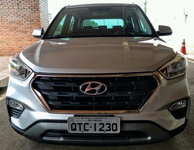 Hyundai creta pulse 1.6 flex at 18-19 - Foto 6