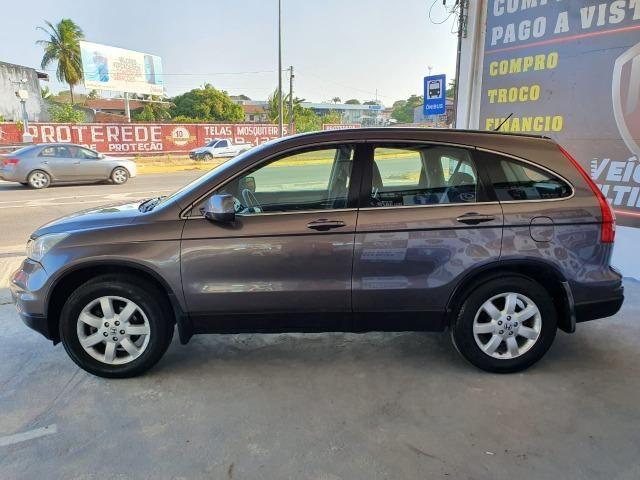 Honda - CR-V 2.0 LX 4X2 Gasolina, Completo, Muti-Mídia, Revisado, Garantia 2011 - Foto 3